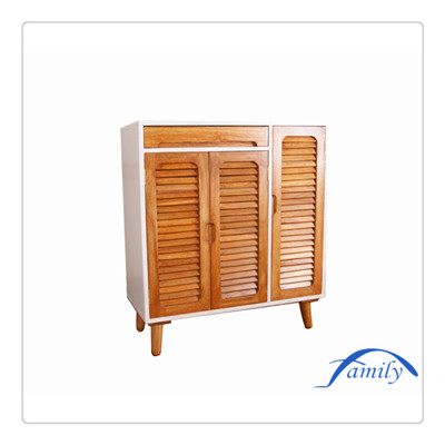 Wooden Shoe Cabinet/Box  HN-SCB-05