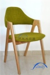 Ash wood Dining chair