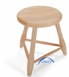 withe oak small stool